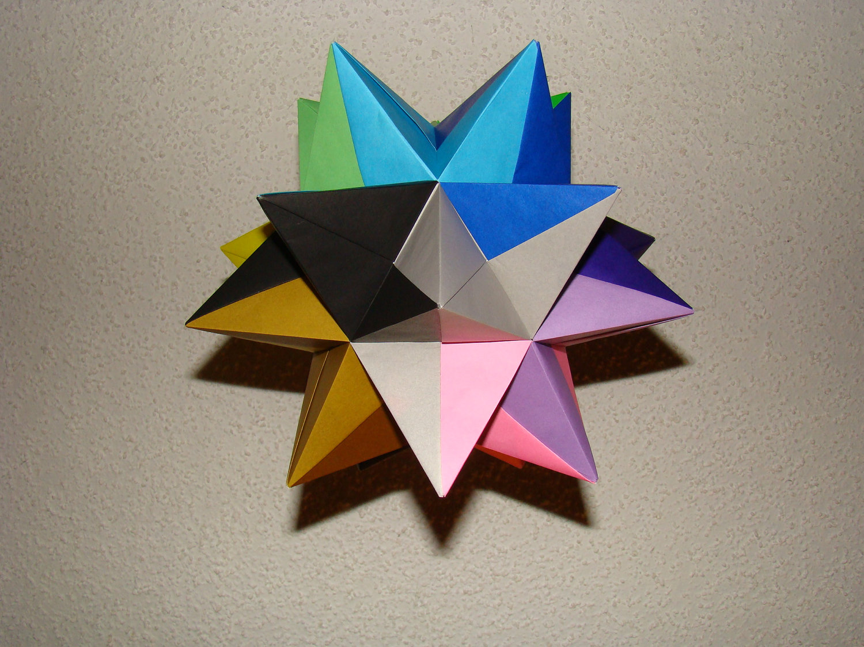 Modular Origami Ball 5229122