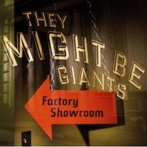"They Might Be Giants ""Factory Showroom"" LP"