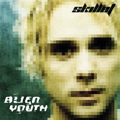 Skillet - alien youth cd
