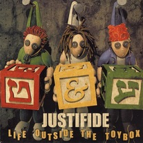 Justifide - Life Outside The Toybox CD