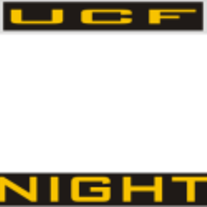UCF Knights License Plate Cover