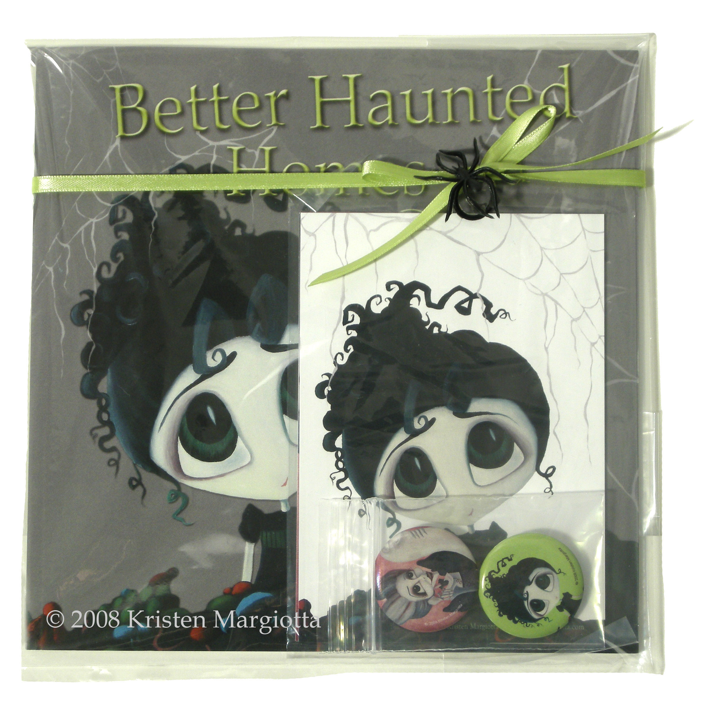 Better Haunted Homes And Gardens Gift Set Cherry 39 S