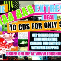 Grab Bag CD Extreme Deal!