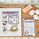 Small Bites Art- Set of THREE Illustrated Recipes, Kitchen Art, 8x10 Prints For Kids, 15% Discount - Thumbnail 4