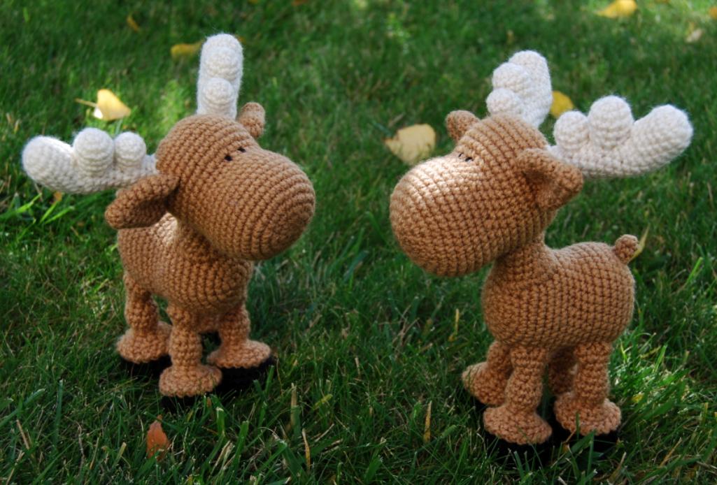 Moose Standing Crochet Related Keywords Suggestions Moose