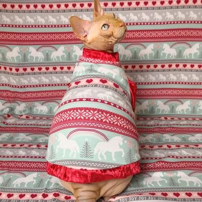 Joyous christmas unicorns