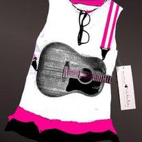 Mini Shatsu Acoustic Guitar Dress