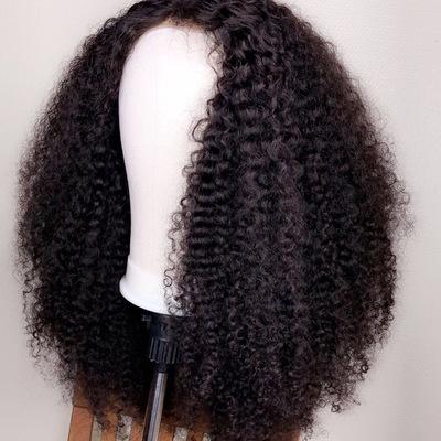 Baby curls human hair wig (handmade)