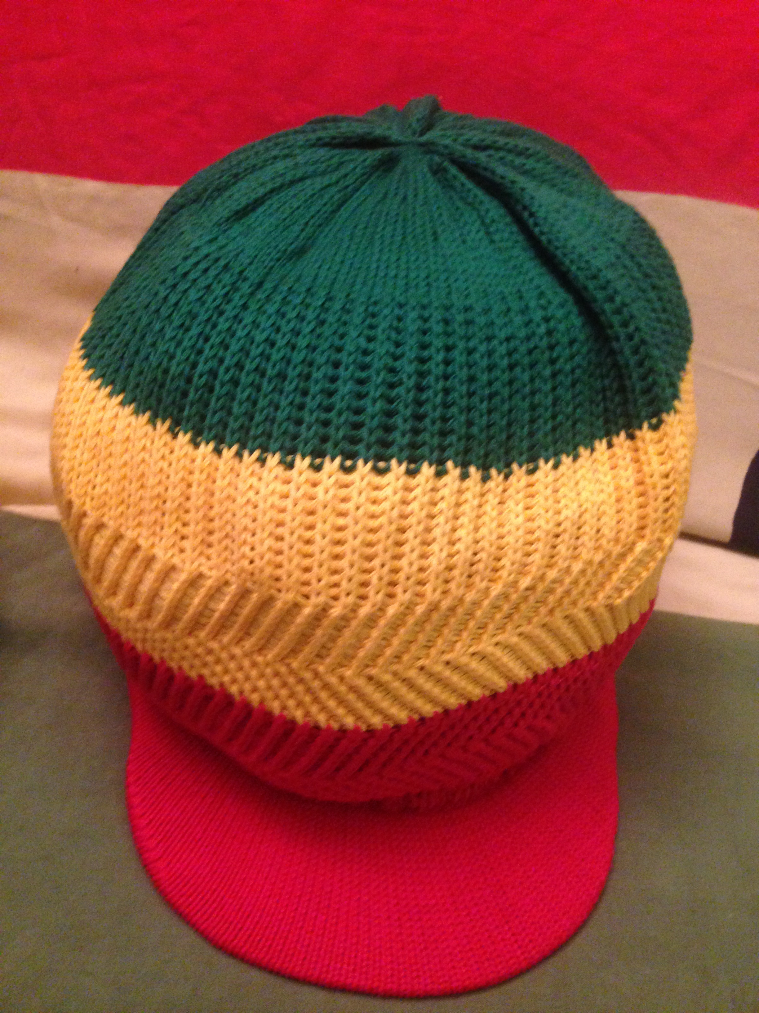 Knitting Pattern For Rasta Hat : Knit Rasta Hat ? Happy 2Be Nappy :-) ? Online Store Powered by Storenvy