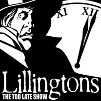 "The Lillingtons ""The Too Late Show"" CD  CCCP 110-2"