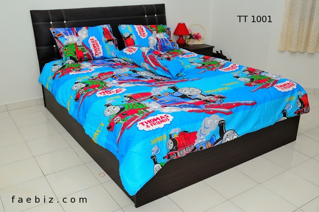 thomas the train queen size bedding set tt1001 on storenvy