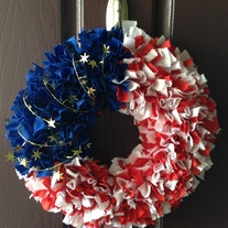 The America Wreath