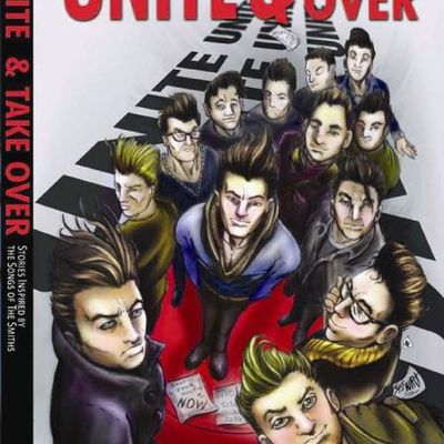 Unite and takeover: 172 pages of comics