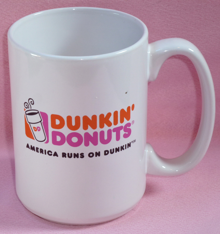 america runs on dunkin donuts logo restaurant large
