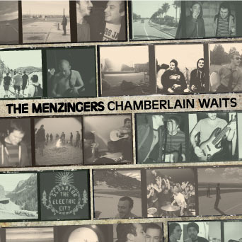 "The menzingers ""chamberlain waits""  cd  cccp 139-2"