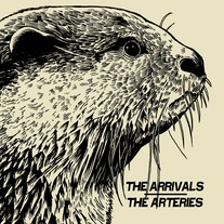 the Arrivals-the Arteries import split 7""