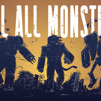 Kill all monsters print 3