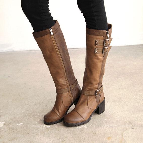 NewYorkscene | 2013 Women Winter Fashion Long High Heel Knight ...