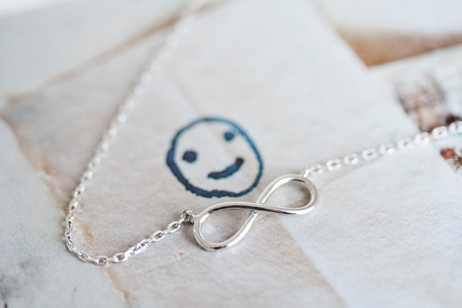 simple infinity necklace,eternity necklace,cute necklaces ...