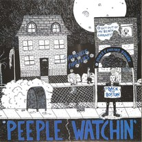 "NNR 002 - Peeple Watchin' ""Demo"" 7"""