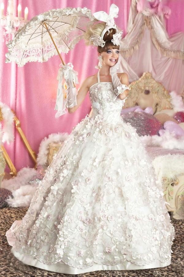 Silver Lace Boutique | Grace - Wedding Gown Bridal Dress High ...