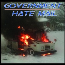 Government Hate Mail CD EP! (Crux, Empty Tomb, The Clergy)