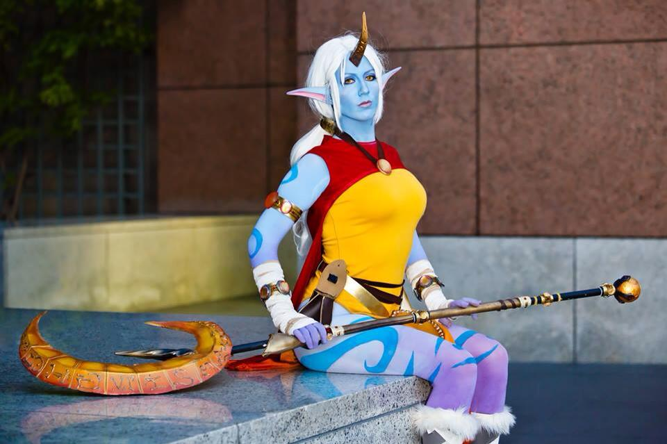 Lol soraka cosplay