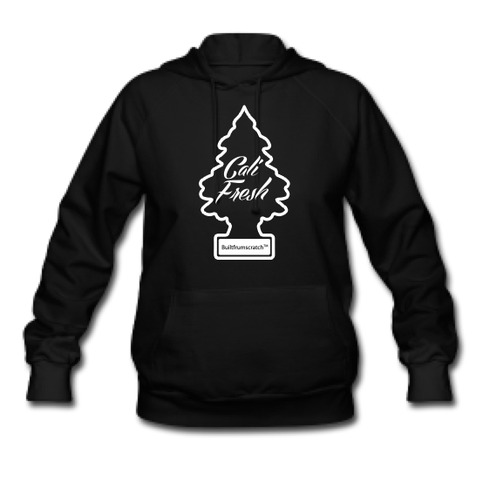 Cali Fresh Black White Hoodie On Storenvy