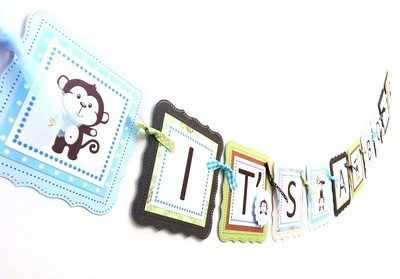 http://adorebynat.storenvy.com/collections/243139-banner/products/4203764-its-a-boy-monkey-banner-for-party-or-nursery-decoration
