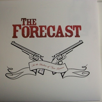 The forecast - in the shadow of two gunmen friend press (test press)