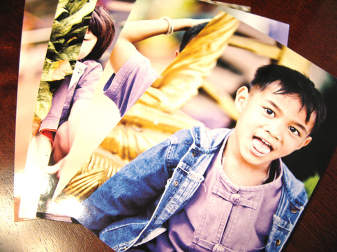 Thai Children Photo Postcards (Set of 25)