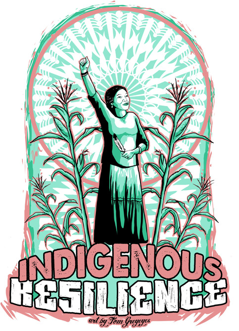 U0026quot Indigenous Resilience U0026quot  11x14 U0026quot  Digital Print On Storenvy