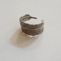 Feather Ring - Thumbnail 1
