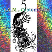 I,A.M...Custom Color Cosmetics