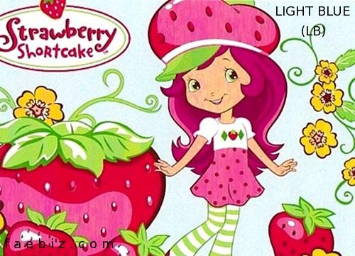 Strawberry Shortcake Queen Size Bedding Set SS1001 On Storenvy
