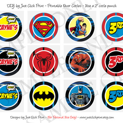 It is a picture of Batman Cupcake Toppers Printable intended for imprimir