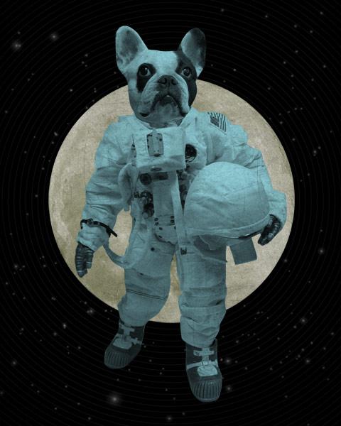 Transparent Astronaut - Pics about space