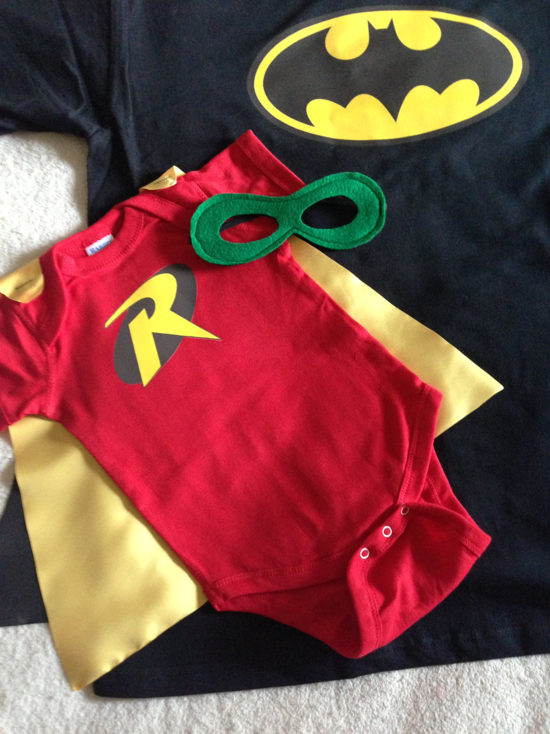 New Dad Gift Set Or New Big Brother Batman And Robin T