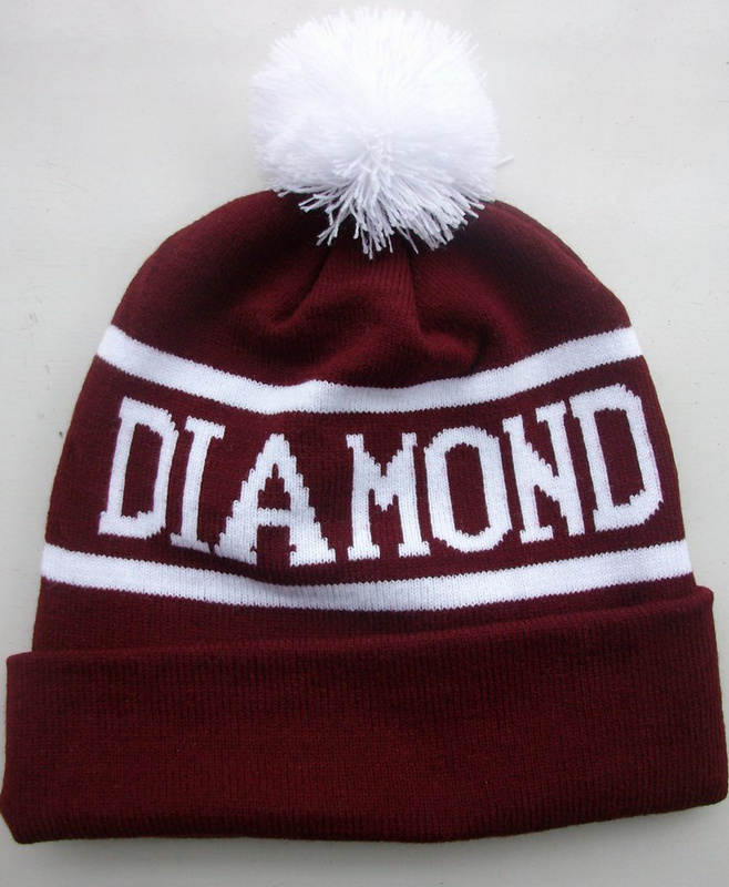 ef789fb4627 Diamond Beanie on Storenvy