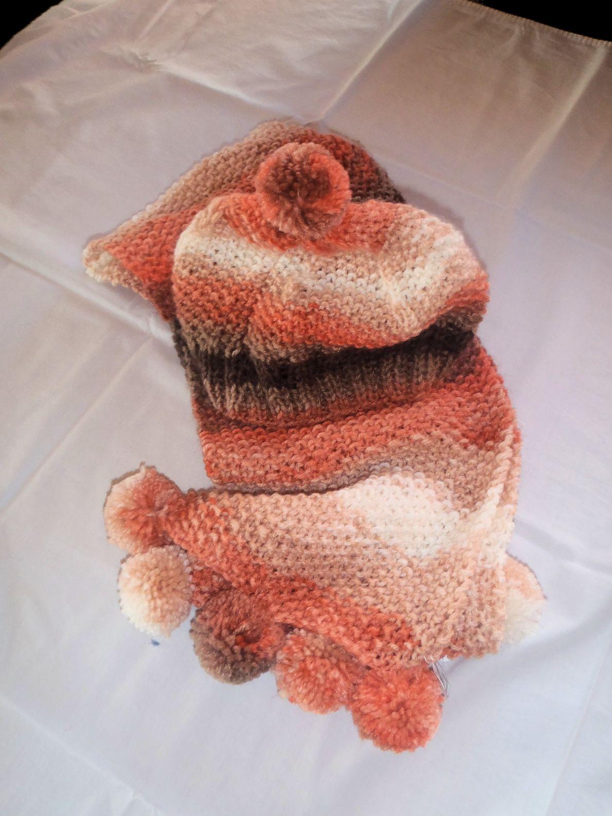 1bd11cc9851 Παιδικό σετ Σκούφος-Κασκόλ · RK Wool Creations · Online Store ...