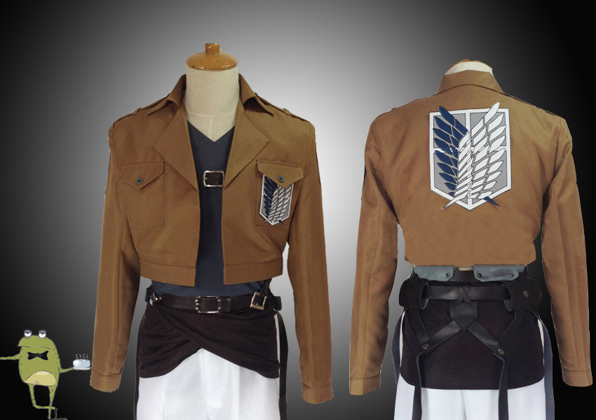 Attack on Titan Cosplay Ymir Outfit Recon Corps Costume on ...