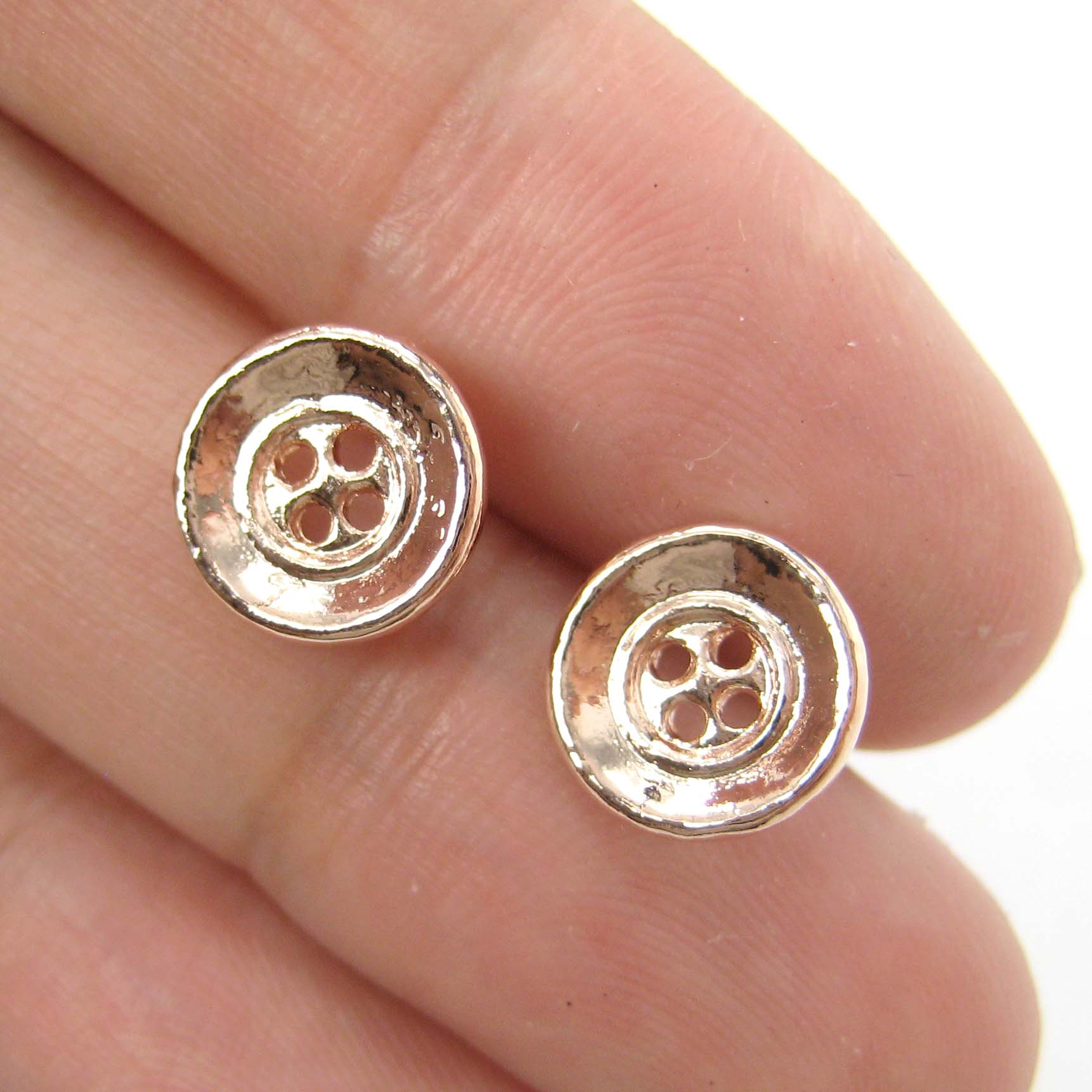Gemstone Stud Earring 925 Sterling Silver with Gemstone Flat Oval for woman - Milky Way Jewelry