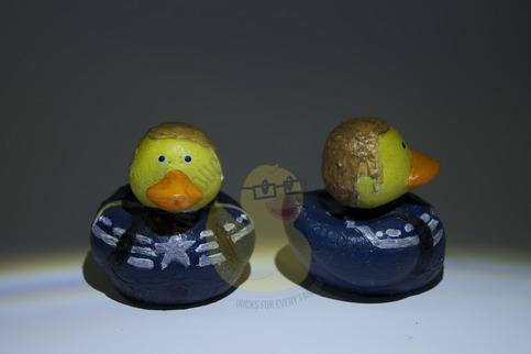 Steve Rogers Rubber Duck On Storenvy