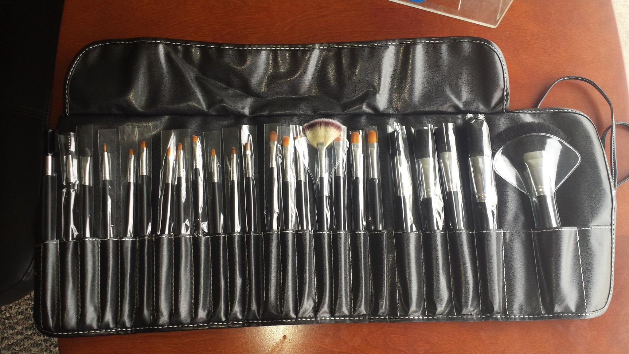 24 Professional Brush set BD on Storenvy