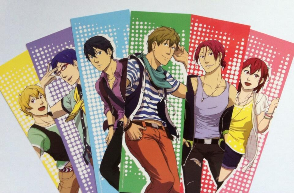 Thanks! Excuse, Free iwatobi swim club