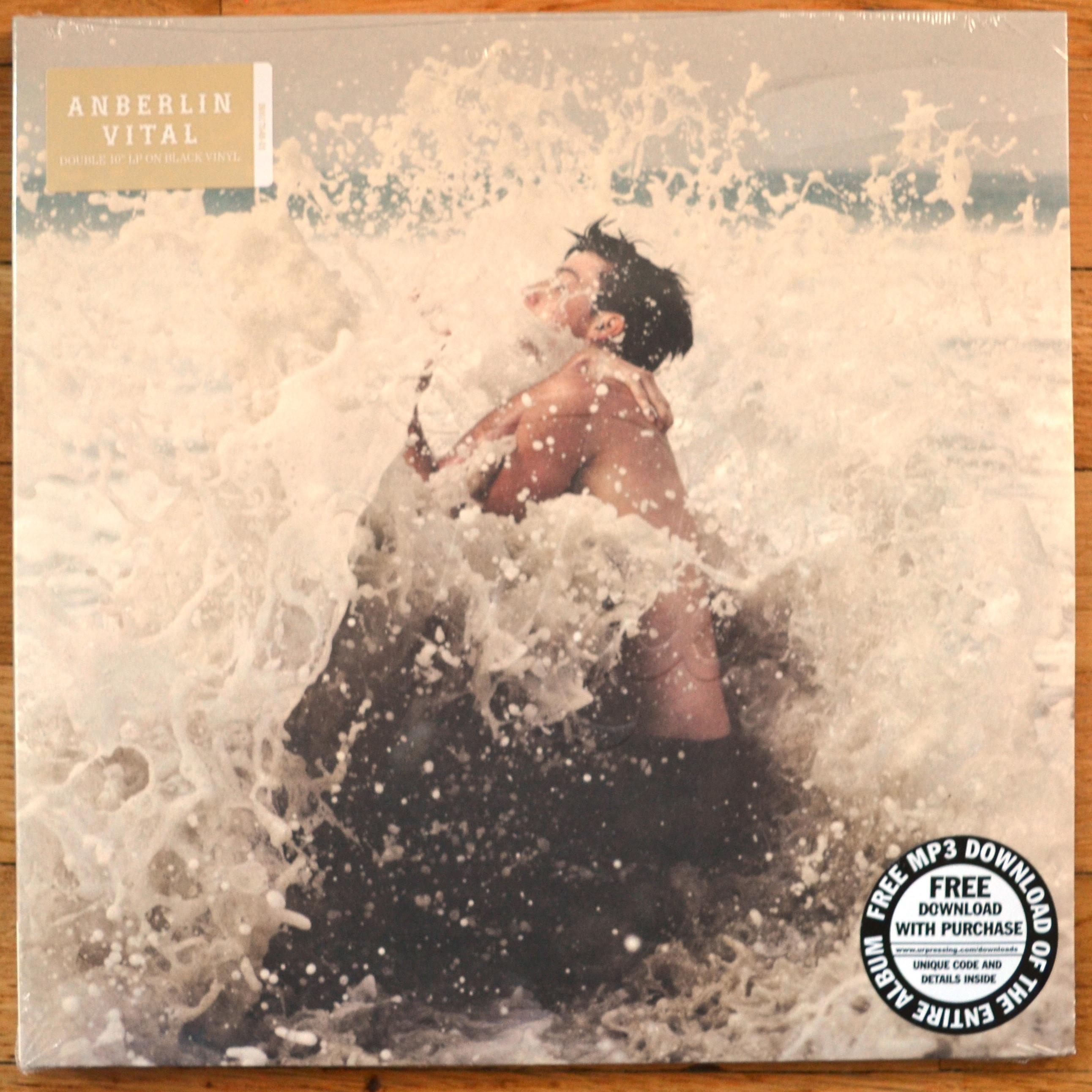 "Anberlin vital (10"" 2lp + download) – smlxl vinyl shop."