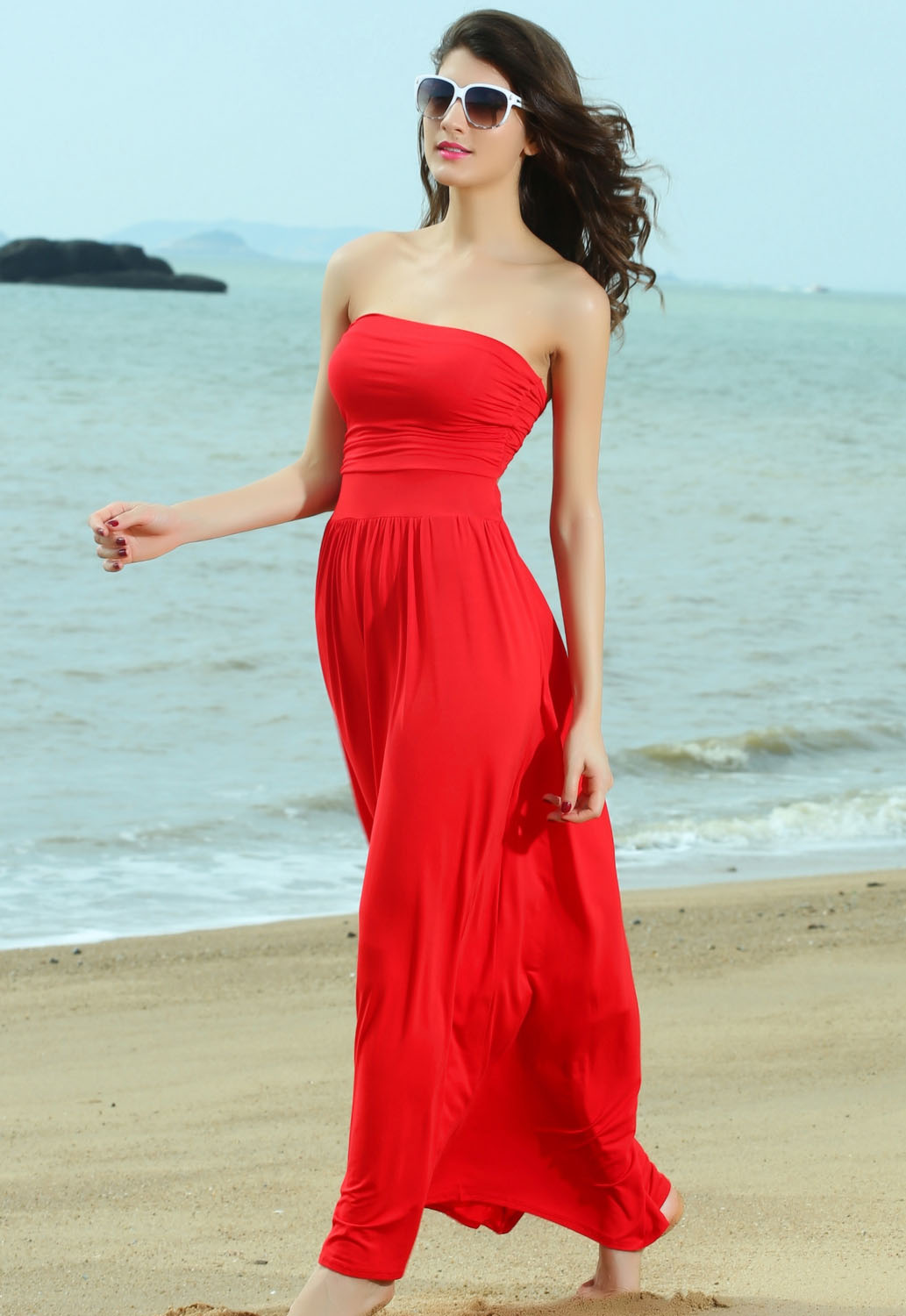 9e906e0bfa6c Red Dresses For Women - Buy Women's Red Outfits Online in India
