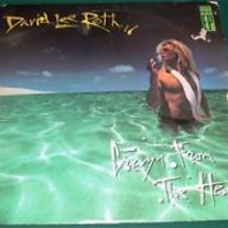 David Lee Roth Crazy From The Heat Lp Shipping Free Media Shipping U S Only On Storenvy