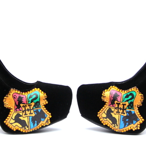 d8a1394c3 Harry Potter Heels hand painted with Swarovski Crystals - Thumbnail ...