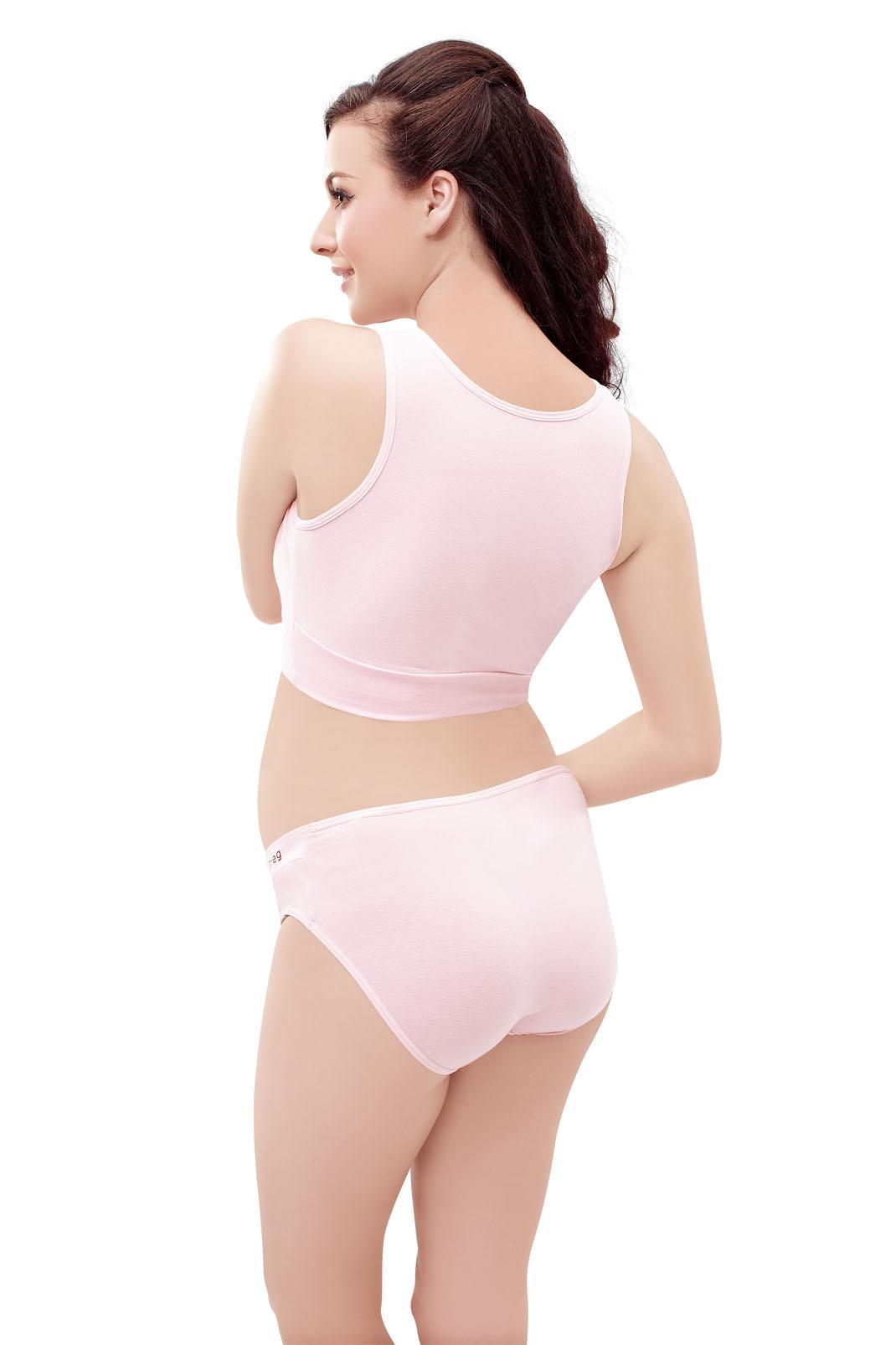 d4b9455bda3f High-grade Pregnant Women Hipster Underwear Unique U Shaped Lingerie ...